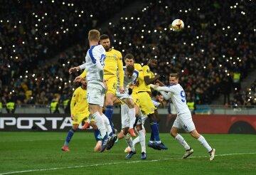 Динамо - Челси, Лига Европы