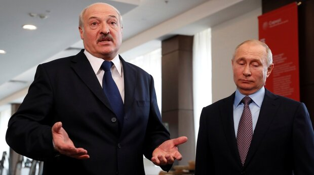 Путін і Лукашенко
