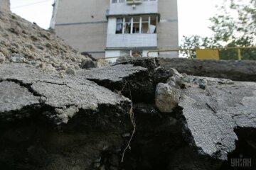 асфальт в Киеве