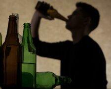 Пьяные дети, Житомир, обочина