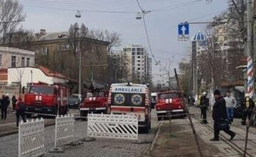 Угроза взрыва в центре Одессы, найден боеприпас: съехались спасатели и полиция, фото