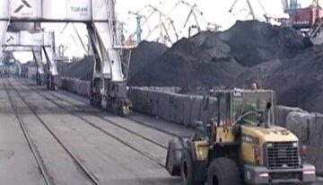 Роттердам, уголь