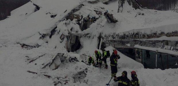 Кількість жертв лавини-вбивці в Італії різко зросла