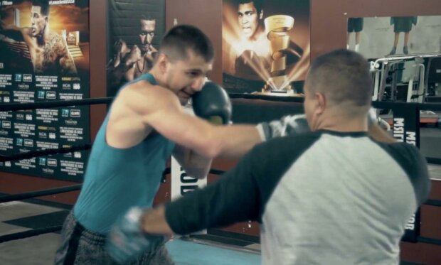 Гвоздик показал на видео свой разрушительный удар: готов к реваншу с Бетербиевым