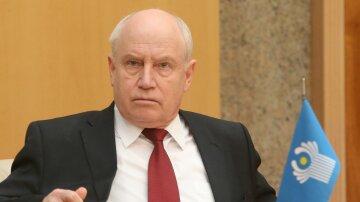 исполнительный секретарь СНГ, бывший директор Службы внешней разведки России Сергей Лебедев