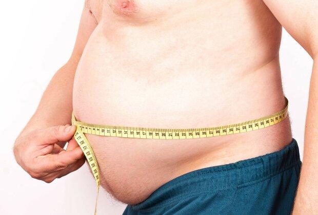 ожирение, лишний вес, толстый