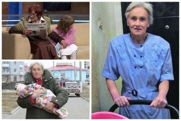 Українка народила в 65 років: як склалася доля найстаршої мами країни і її доньки через 10 років