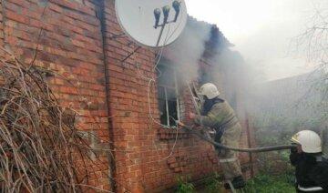 На Харьковщине в доме обнаружили тело мужчины: кадры и детали трагедии