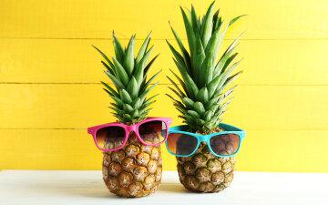 1440×900-Folie-Ananas-1