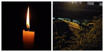 Нещастя наздогнало харків'янку біля залізничного вокзалу: фото з місця трагедії