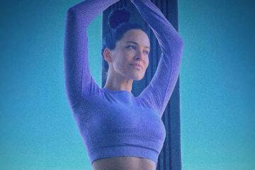 """Фігуриста Астаф'єва зігнулася в зухвалій позі і показала, за що любить йогу: """"Цукерочка"""""""