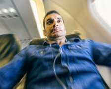 самолет, пассажир