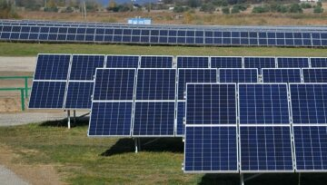 зелена енергетика, сонячні батареї