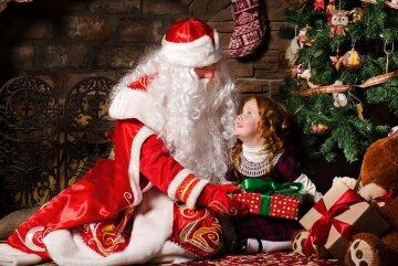 новий рік, подарунки, діти, дід мороз