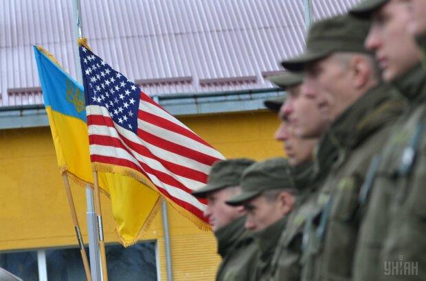 Украинско-американские учения