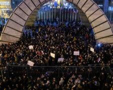 протесты в иране, бунт