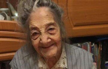 """Киевлянка отметила 103-й день рождения: женщина поделилась главными """"заповедями"""" долголетия"""