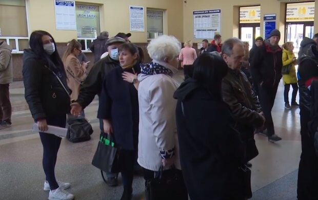 коронавирус, люди, Украина