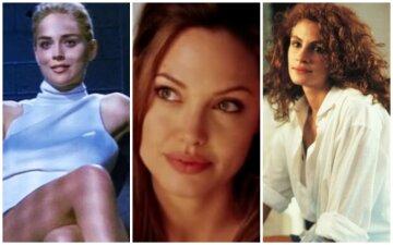 Как изменились с возрастом Джоли, Джулия Робертс, Шэрон Стоун и другие звезды: фото голливудских цыпочек