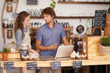 малый бизнес, кафе