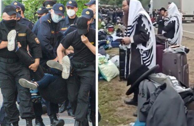 """У Лукашенко обвинили Украину в бесчеловечности из-за ЧП на границе: """"Тысячи людей под открытым небом..."""""""