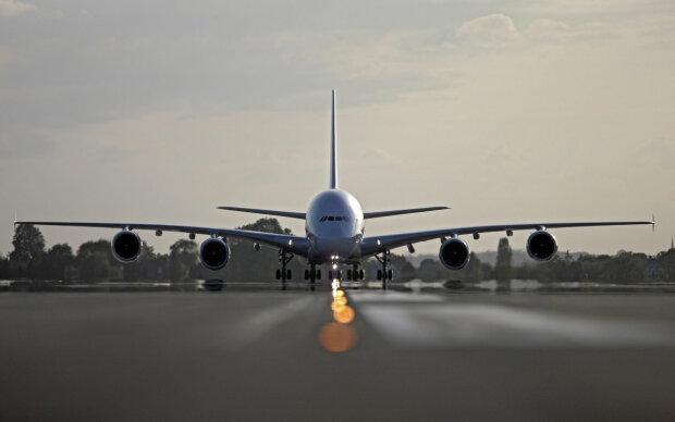 самолет, аэропорт