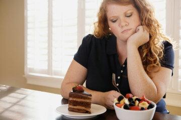 лишний вес, похудение