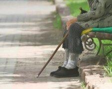 старость, бедность, нищета, бабушка
