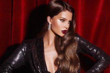 Бесстыжая Мисс Украина показала свои красоты в прозрачном белье: кружева ничего не скрыли