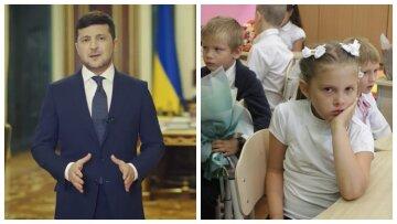 """""""Начало в 10 утра"""": Зеленский объявил новые правила для школьников, что изменится с 6 апреля"""