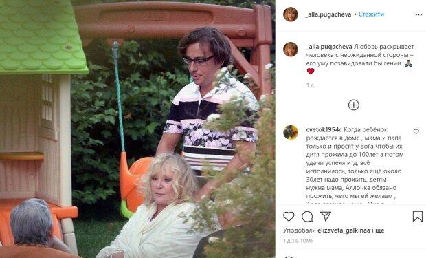 """Постаревшая Пугачева без макияжа и парика расслабилась в руках Галкина: """"Теперь видно, что она настоящая…"""""""
