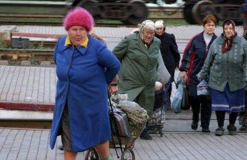 кравчучка, пенсионеры, 90-ые