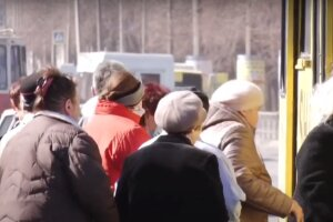 пенсия, украинцы, выплаты