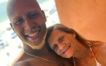 """24-річний юнак і його 61-річна """"дівчина"""" оголосили про заручини, фото: """"Не відчуваю різниці"""""""