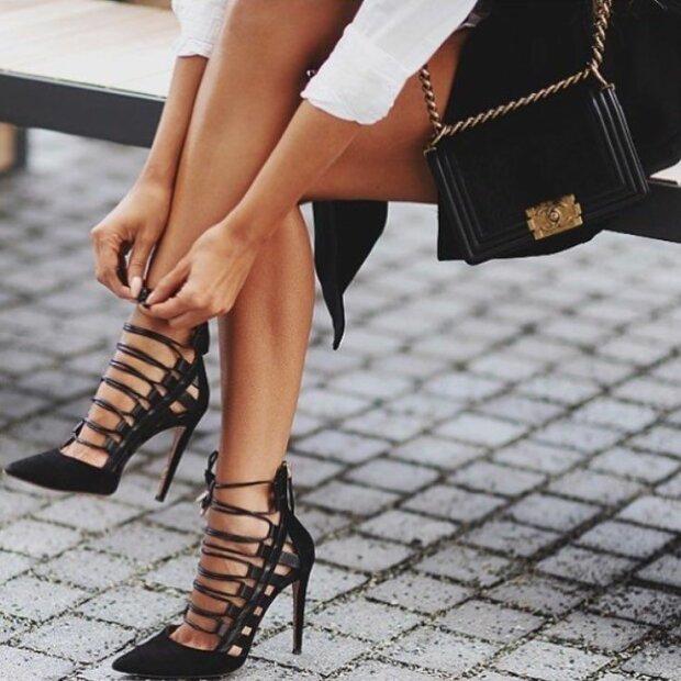 туфли, ноги, имидж