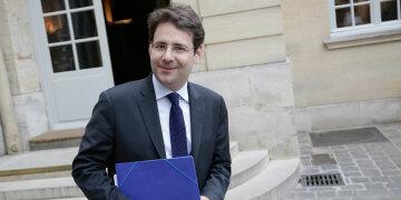 министр торговли Франции Маттиас Фекль