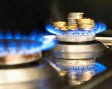 цена на газ тариф