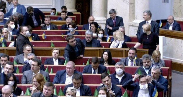 депутаты, Верховная Рада, коронавирус