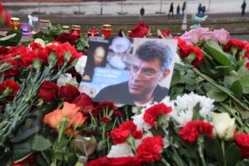Зачищення меморіалу Нємцова: з'явилися подробиці – фото