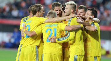 сборная украині
