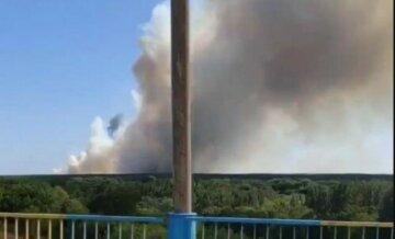 Огонь уничтожил село под Харьковом, дома превратились в пепел: есть новая угроза