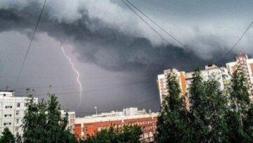 На Одессу движется мощный циклон с градом и шквальным ветром, синоптики бьют тревогу