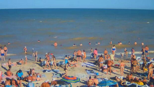 курорт, пляж