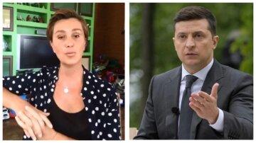 """Телеведущая Егорова после жестких угроз обратилась к Зеленскому: """"Я не буду молчать, я буду действовать..."""""""