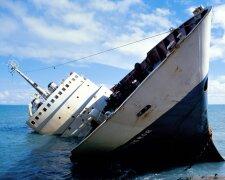 кораблекрушение