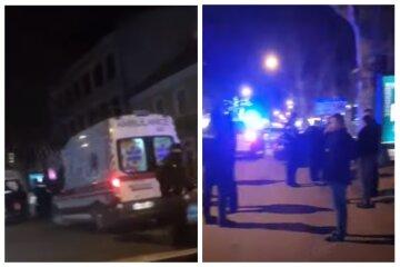 У центрі Одеси стріляли в натовп людей, з'їхалася поліція і швидка: що відомо про постраждалих
