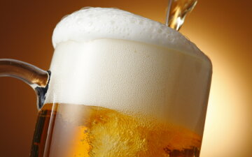 пиво, кран