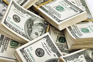 курс валют в украине, доллары, деньги