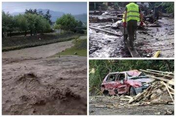 Негода обрушила на українців весь гнів, вода затопила будинки: кадри потопу