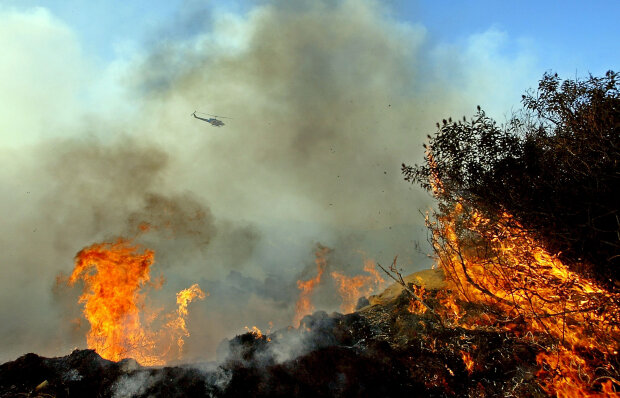 Wildfires Continue To Rage Out Of Control In Southern California